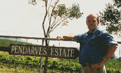 Dr Philip Norrie at Pendarves Estate